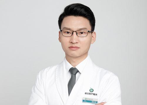 【真人植发案例】IT男植发记---感谢深圳倍生,感谢唐峥勇医生