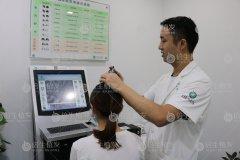 深圳植发能改善脱发的问题